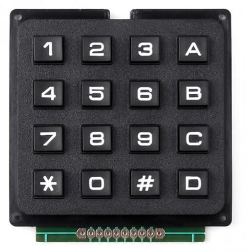 Keypad-4x4