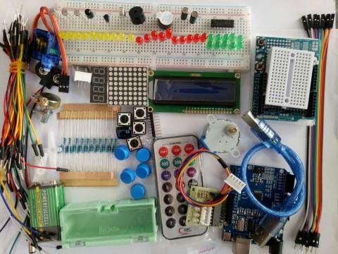 Bộ công cụ học tập Arduino Starter Kit