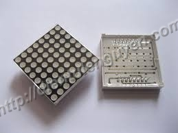 Led MaTrix 8x8 38MM F3.75