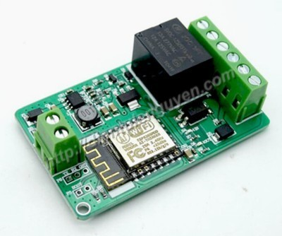 Module Điều Khiển WiFi ES8266- V12