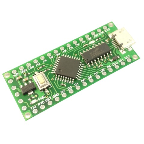 Arduino LGT8F328P-LQFP32 MiniEVB 16MHz