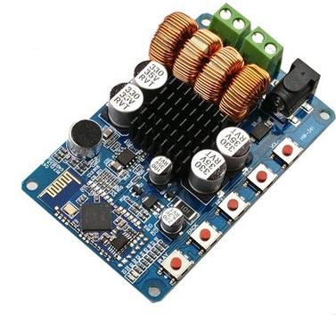 Module khuếch đại âm thanh TPA3116-3118 Bluetooth 4.0 2x50w