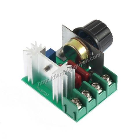 Dimmer AC220V 2200W