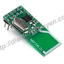 Moulde NRF24L01 – 2.4G-Wireless Module (Arduino supported)