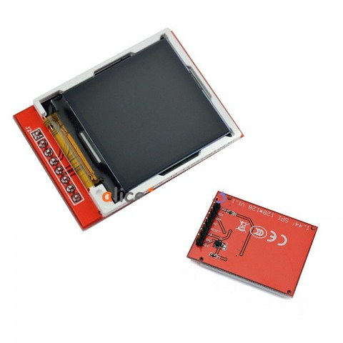LCD 1.44 inch colorful SPI TFT