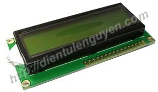 LCD 1602 ( Blue & Green)