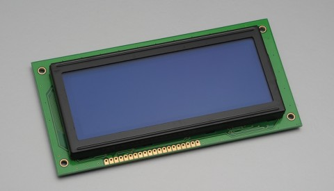 LCD Graphic 192x64 Blue/Green