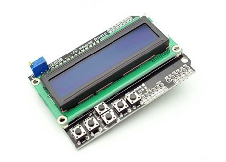 LCD LCD1602 Keypad Shield