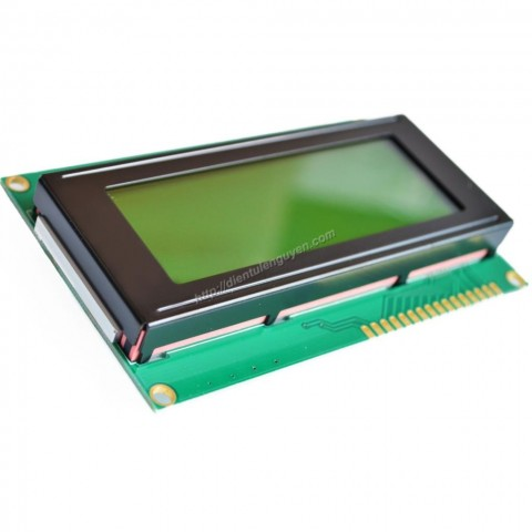 LCD 20x4 (Blue & Green)