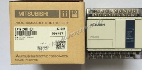 PLC MITSUBISHI FX1N-24MT