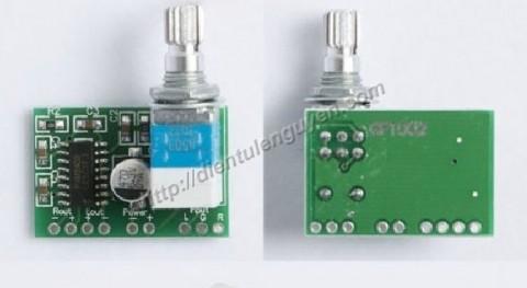 Module khuyếch đại âm thanh PAM8403 5V