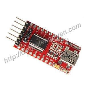 USB TO TTL FT232RL ( Arduino)