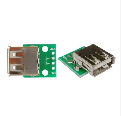 Module Chuyển USB A Cái