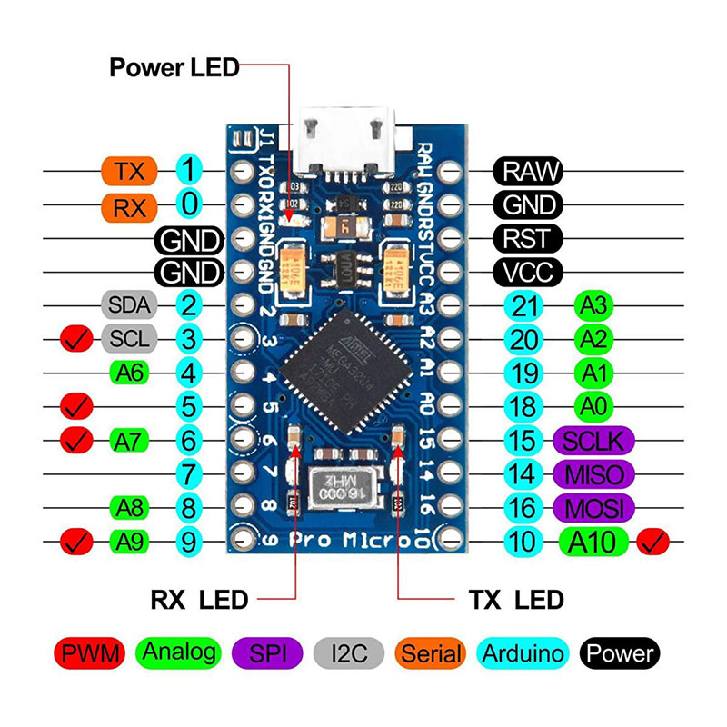 so do chan arduino pro micro