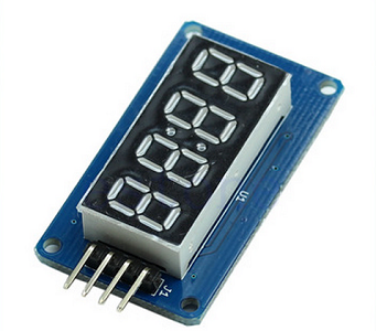 MODULE 4 LED 7 ĐOẠN TM1637