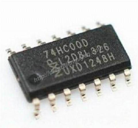 74HC00 - Smd