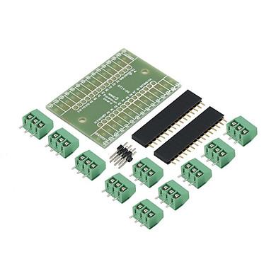 Đế Ra Chân Arduino Nano I/O Shield V1