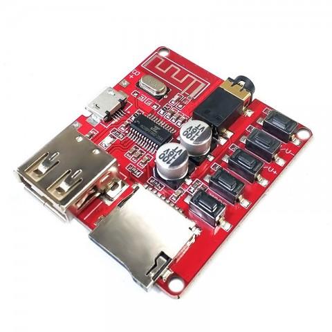 Mạch giải mã âm thanh Bluetooth, USB, SD CARD