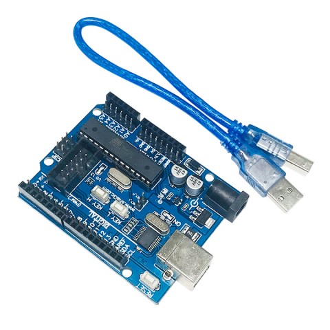 Arduino Uno R3 Enhanced Edition