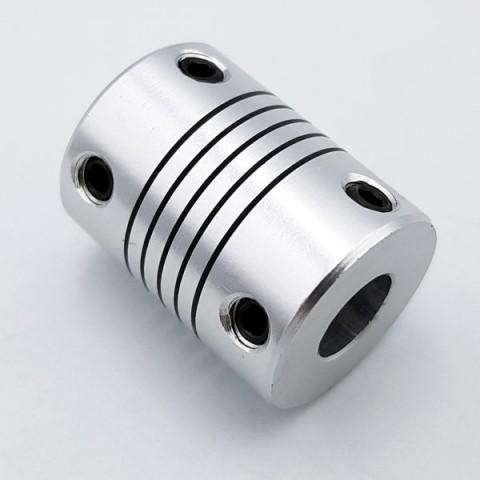 Khớp nối trục mềm hợp kim nhôm 5-8mm