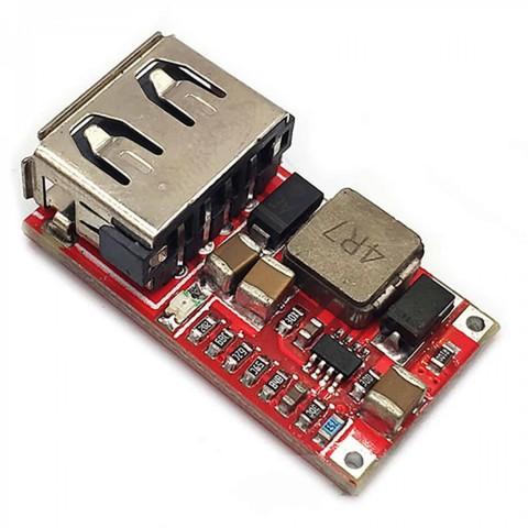 Module hạ áp 5V3A USB
