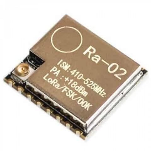 Mạch Thu Phát RF Lora SX1278 433Mhz Ra-02