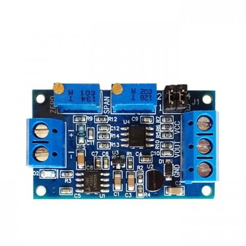 Module chuyển đổi tín hiệu dòng điện 0-4-20mA sang điện áp 0 - 10V