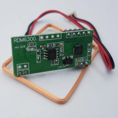 Module RFID RDM6300 125kHz UART