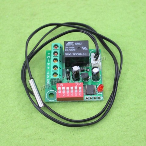 Mạch đóng mở thiết bị điện theo nhiệt độ cài đặt LN1701 (tạm hết hàng)