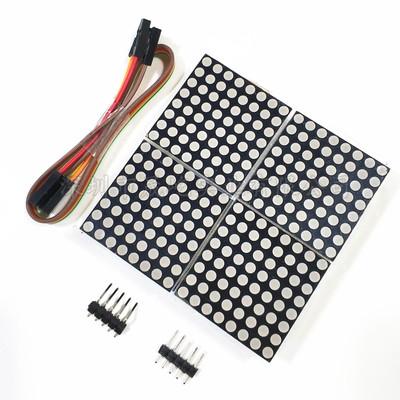 Module Hiển Thị 4 Led Ma Trận MAX7219 ( 4 con vuông)