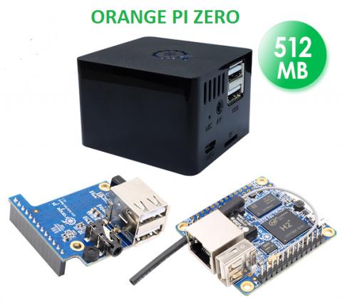 Orange Pi Zero 512M