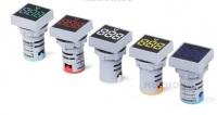 Volt kế điện tử AC60-500V (vuông)