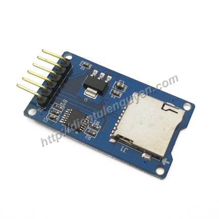 Module SD Card Reader For Arduino