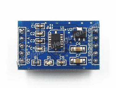 Module cảm biến gia tốc góc - MMA7361