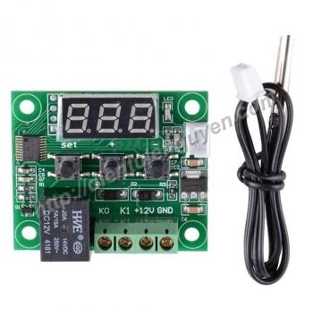 Mạch đóng mở thiết bị điện theo nhiệt độ cài đặt XH-W1209