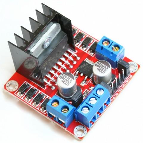 Module Điểu khiển động cơ L298N