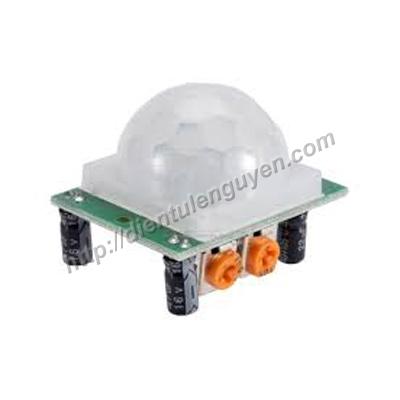 Module cảm biến chuyển động PIR HC-SR501