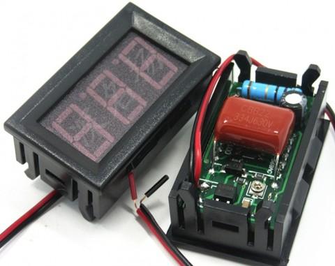 Volt kế AC 70-500V