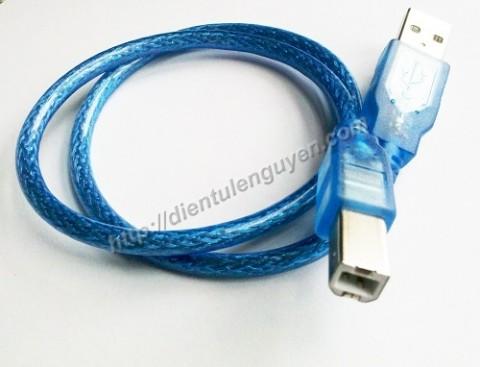 Dây cáp USB A-B dài 50cm