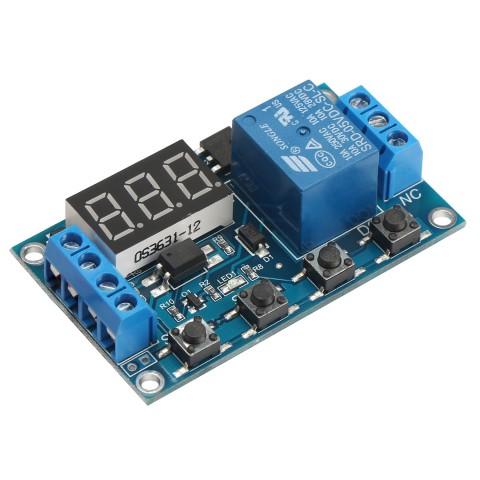 Module tạo trễ đóng ngắt theo chu kì Relay XY-J02 có Led