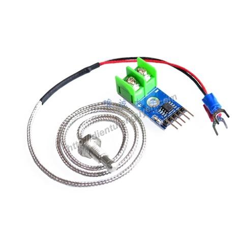 Module cảm biến nhiệt độ MAX6675 K-type