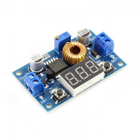 Modul hạ áp 5A có LED