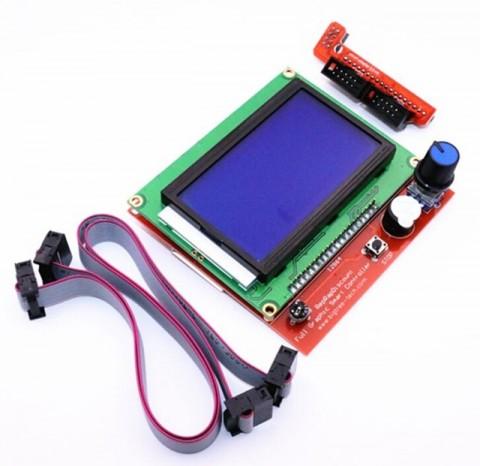 Module LCD12864 Ramps 1.4