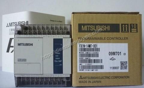 PLC MITSUBISHI FX1N-14MT