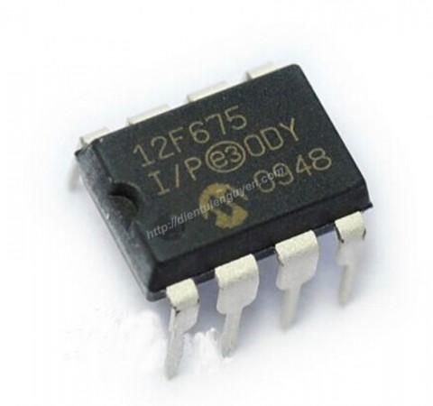 PIC12F675 Dip