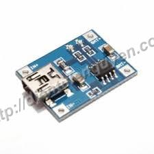 Module sạc pin Lithium (1A)