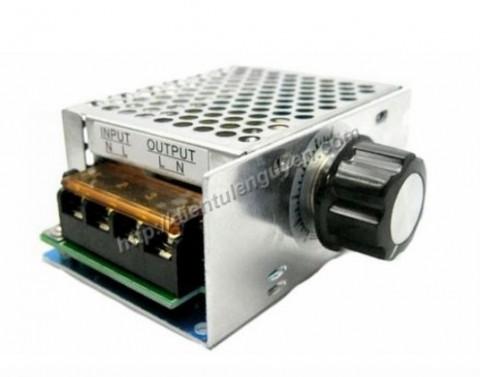 Dimmer AC220V 4400W (có vỏ)