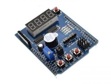 Module Mở Rộng Đa Chức Năng Cho Arduino